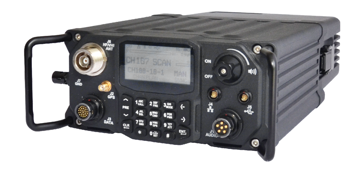 Smallest, Lightest and Fastest HF/VHF Manpack Radio in the World!